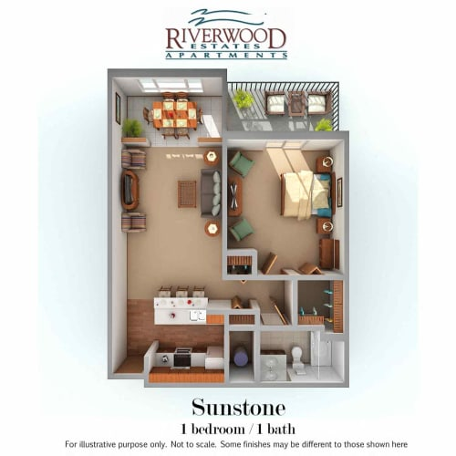 Floor Plan  Sunstone
