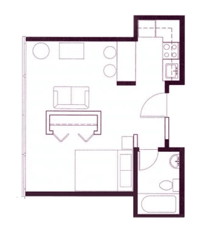 Floor Plan  The Dylan