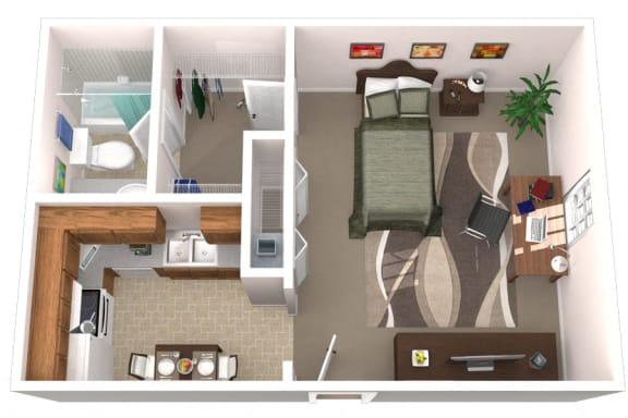 Floor Plan  The Sage