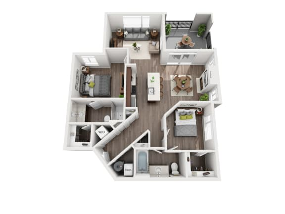 Floor Plan  The Meadowbrook