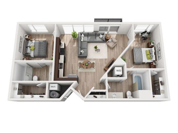 Floor Plan  The Walton