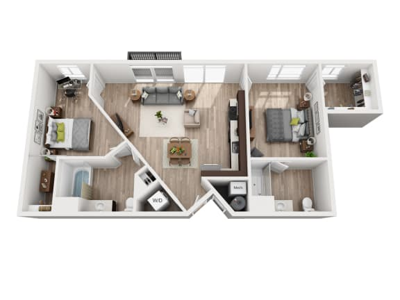 Floor Plan  The Windgate