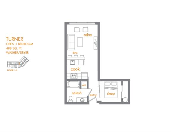 Floor Plan  Turner