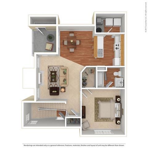 Floor Plan  GLENWOOD