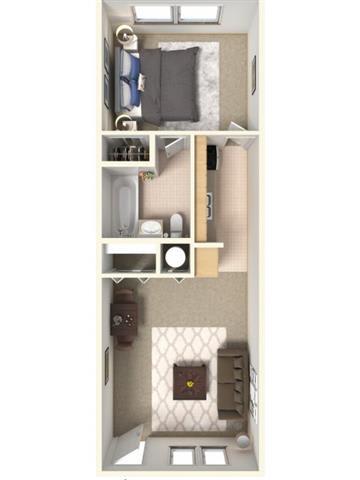 Floor Plan  Deerfield Floor Plan| Cliffside