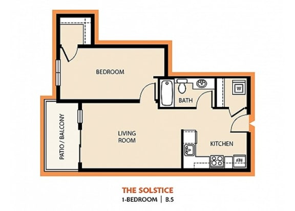 Floor Plan  The Solstice