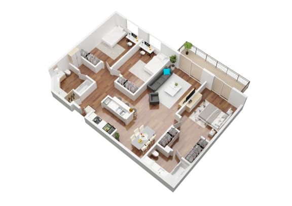 Floor Plan  Hudson