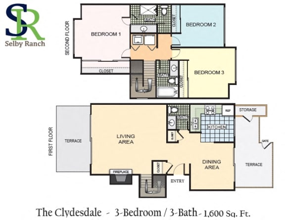 Floor Plan  The Clydesdale