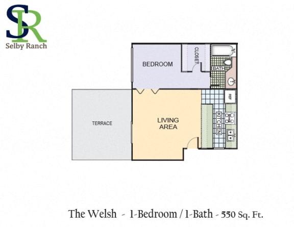 Floor Plan  The Welsh