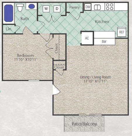 Floor Plan  Terrace