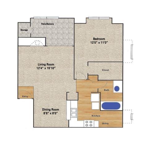 Floor Plan  Frankford