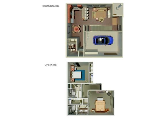 Floor Plan  The Aspen