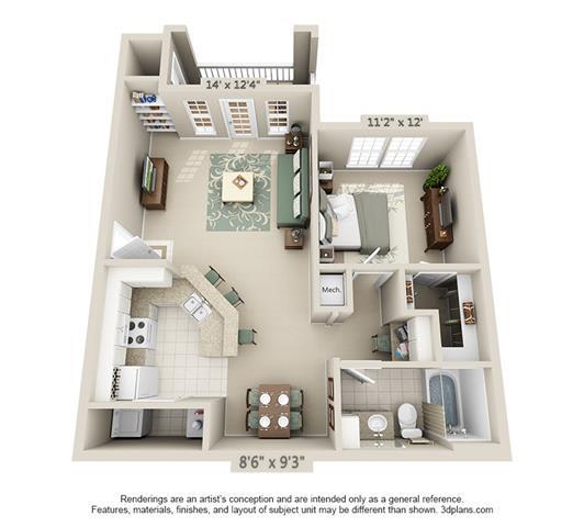 Floor Plan  Keystone