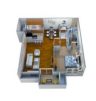 Floor Plan  Evergreen