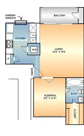 Floor Plan  Hibiscus