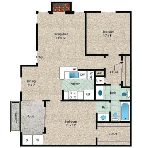 Floor Plan  Cayman