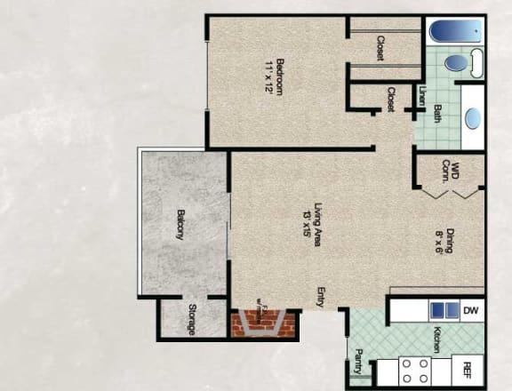Floor Plan  The Cedar