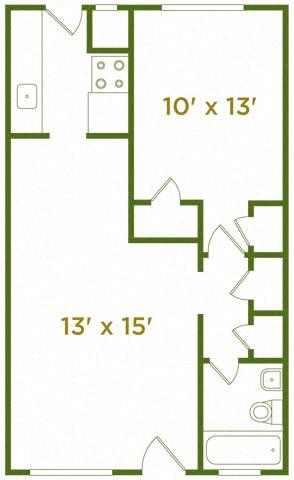 Floor Plan  The Fernview