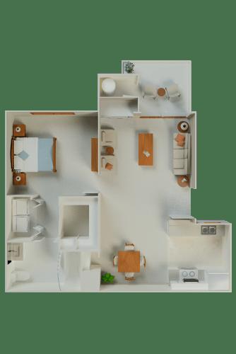 Floor Plan  Shamrock