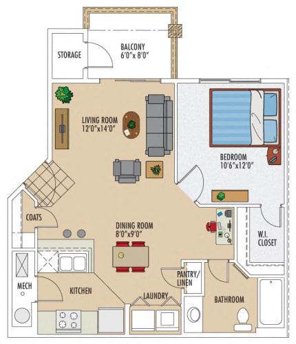 Floor Plan  Arkansas