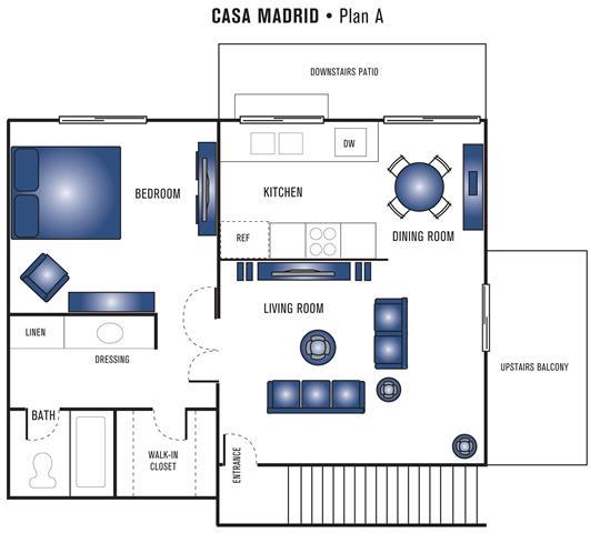Floor Plan  Plan A