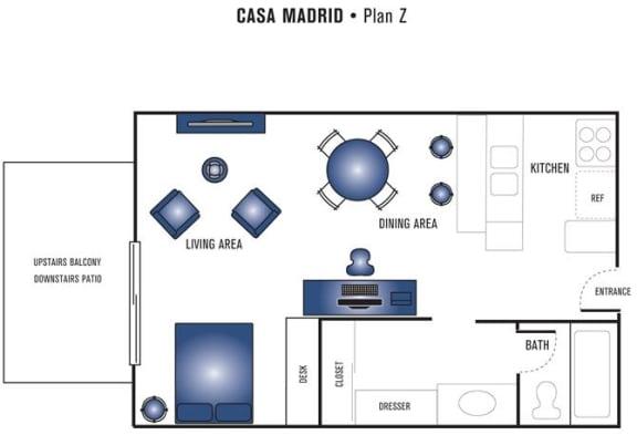 Floor Plan  Plan Z