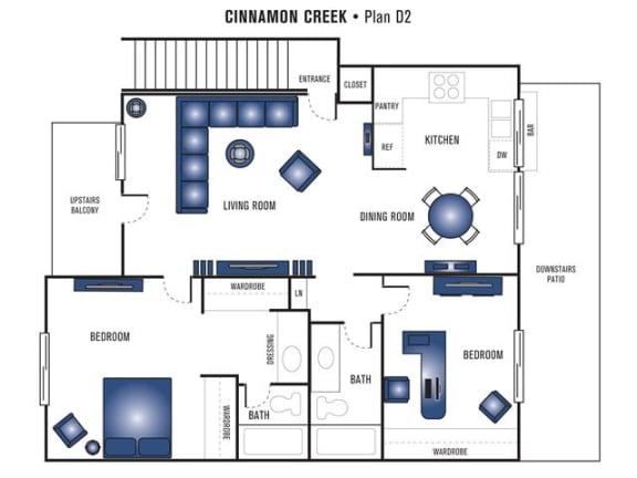 Floor Plan  Plan D2