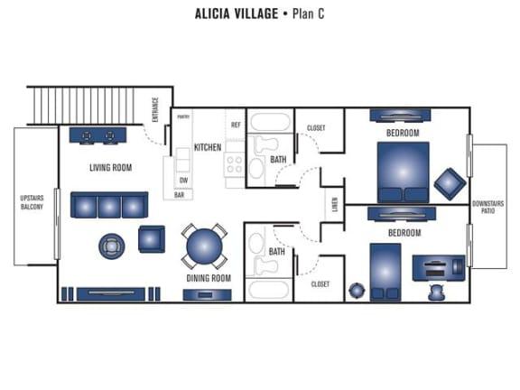 Floor Plan  Plan C