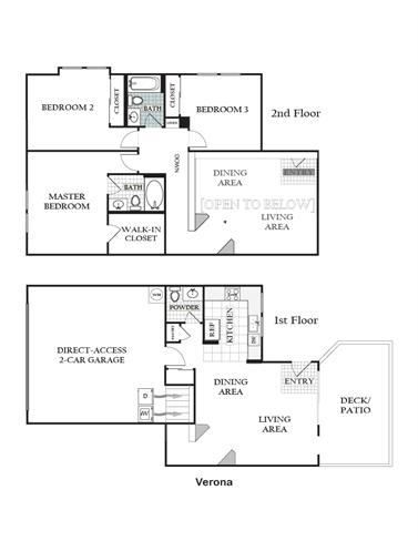 Floor Plan  Verona
