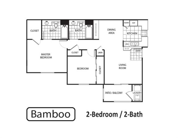 Floor Plan  Bamboo