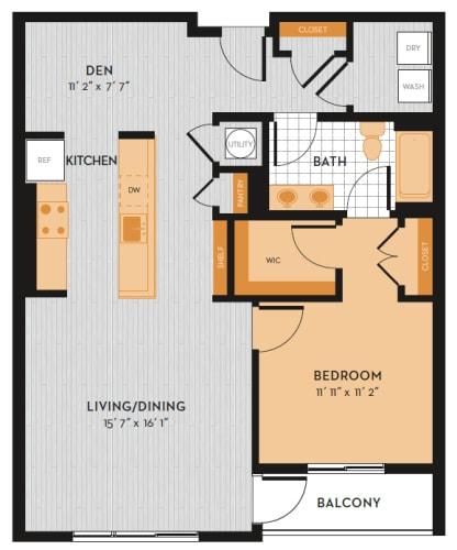 Floor Plan  AD5