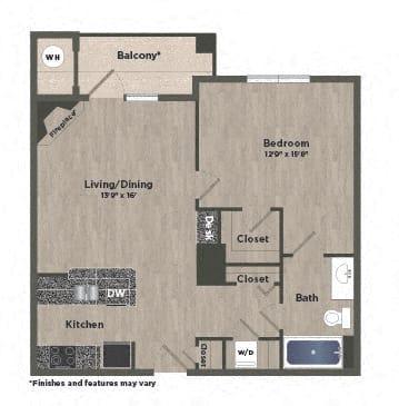 Floor Plan  Parq170AtCityCenterFP_1x1d-1x1e_1b1b_726-728sf