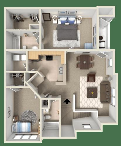 Floor Plan  Cortese