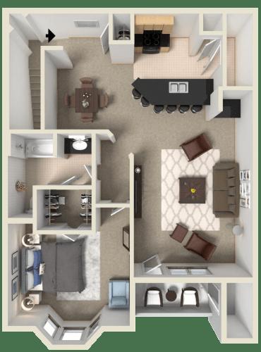 Floor Plan  Grenache
