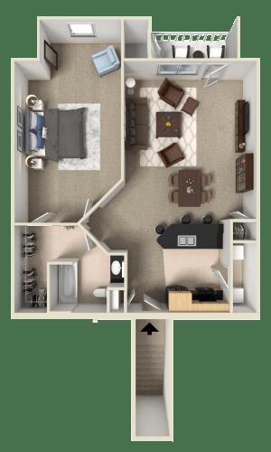 Floor Plan  Muscadelle