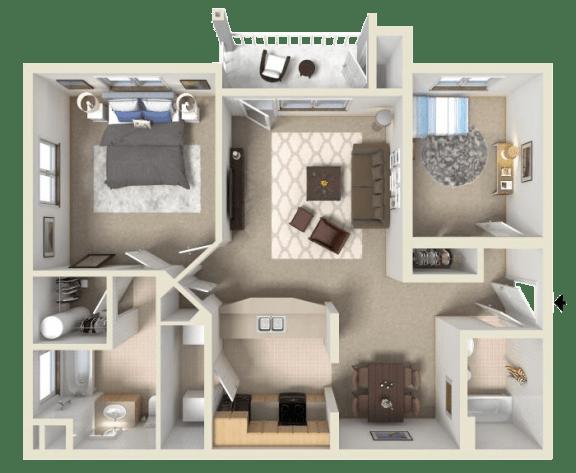 Floor Plan  Valtellina