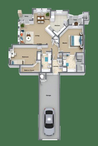 Floor Plan  Tarrango