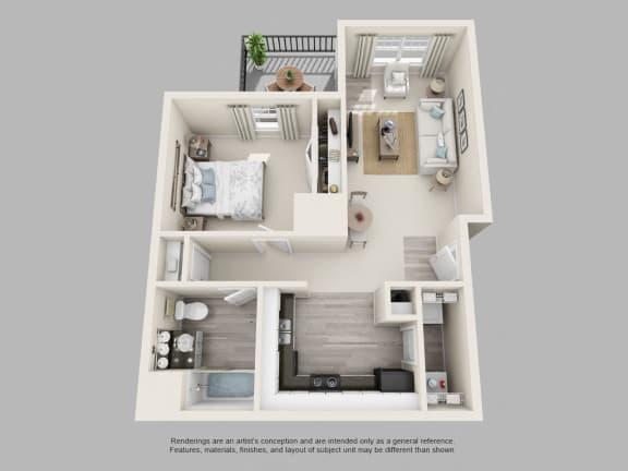 Floor Plan  Nansemond
