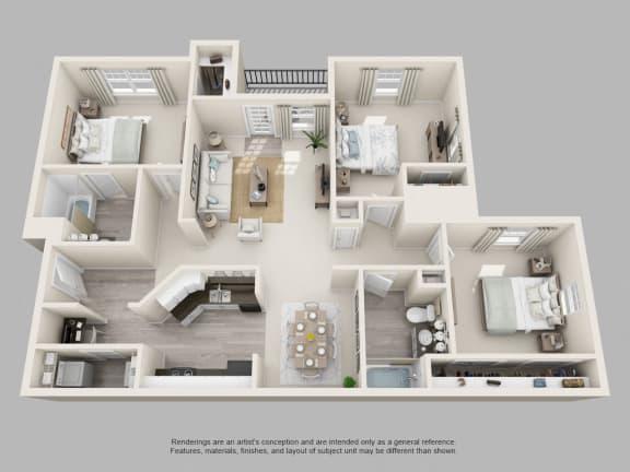 Floor Plan  Cape