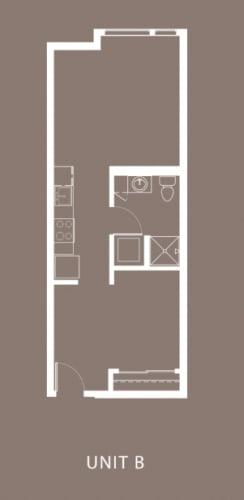 Floor Plan  The Century Floor Plan Unit B