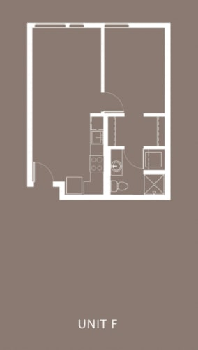 Floor Plan  The Century Floor Plan Unit F