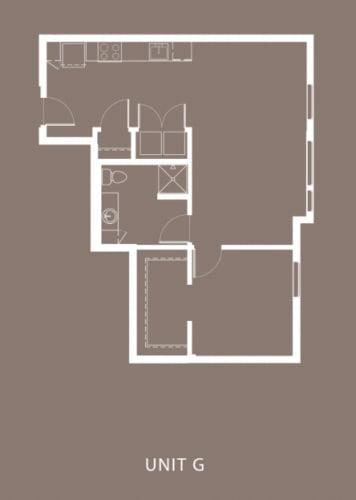 Floor Plan  The Century Floor Plan Unit G