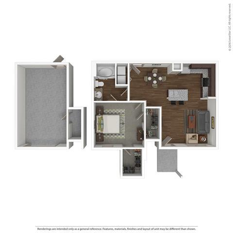 Floor Plan  A2G
