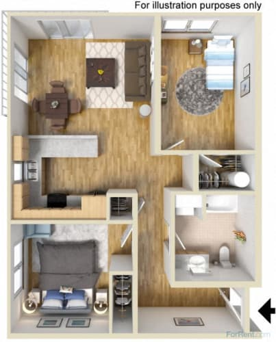 Floor Plan  20 Pettygrove | York Floor Plan