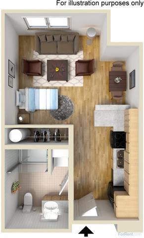Floor Plan  RALEIGH
