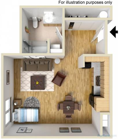 Floor Plan  SAVIER