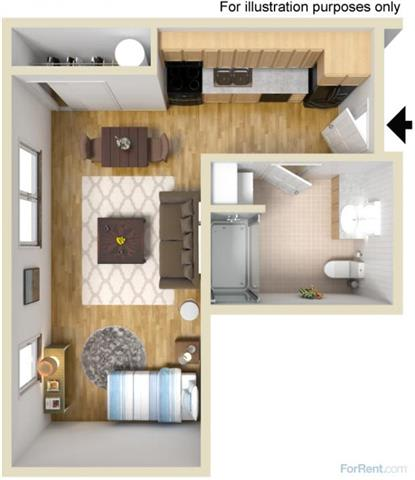 Floor Plan  THURMAN