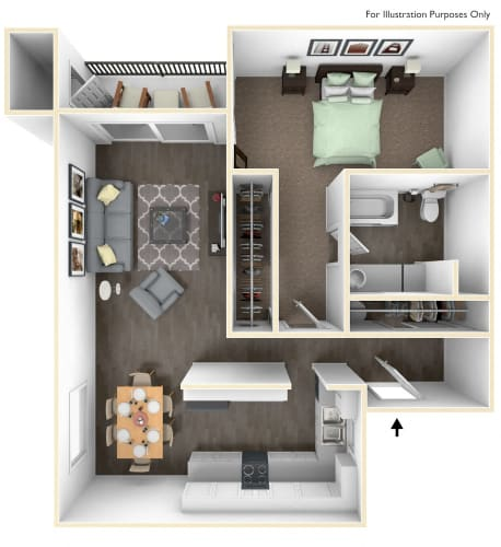 Floor Plan  Tillamook Classic