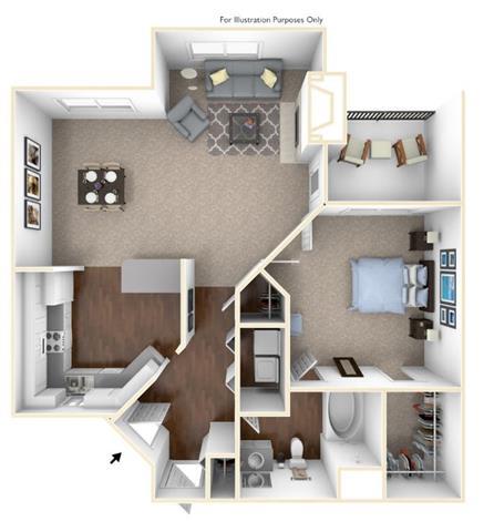 Floor Plan  Mount Bachelor