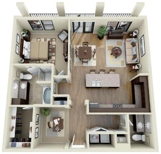 Floor Plan  Veridian